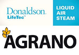 Donaldson Партнеры с Agrano
