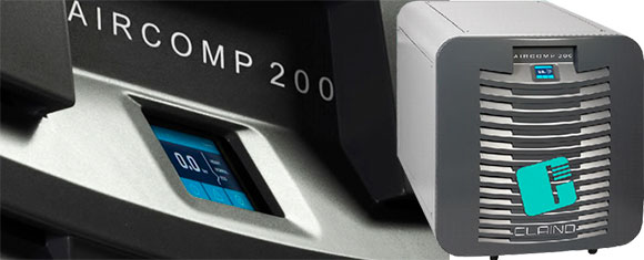 Генератор безмасляного сжатого воздуха для медицины и стоматологии Claind Air comp 200
